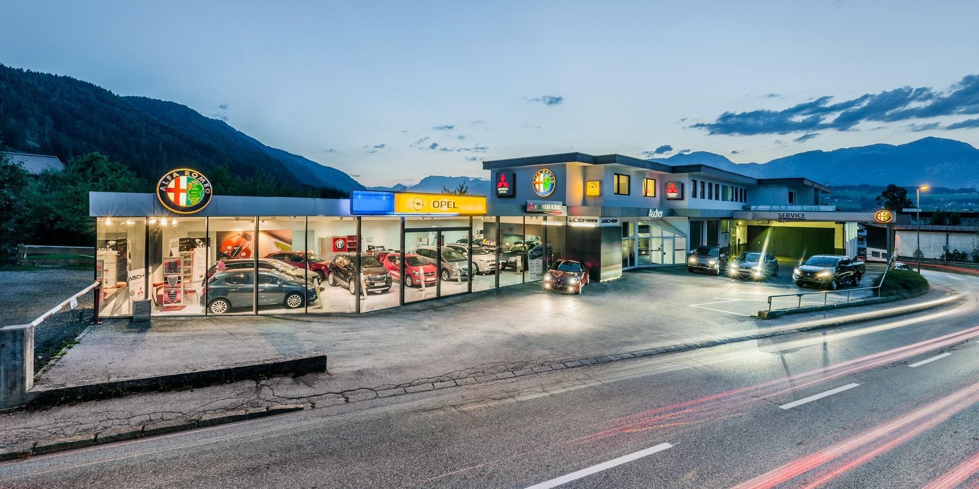 Autohaus Ascher