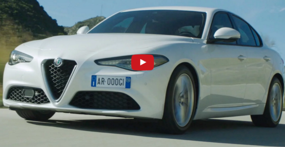 Video Alfa Romeo Giulia